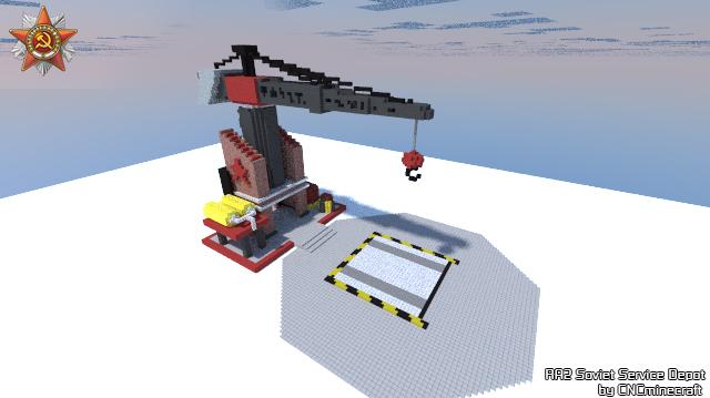 построить ракету майнкрафте модом