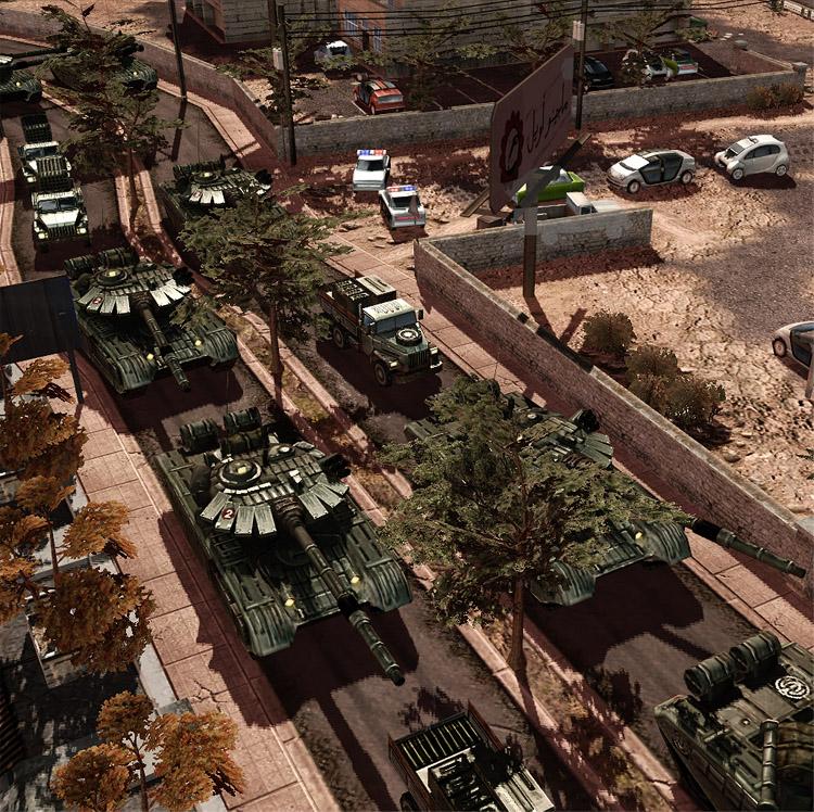 Mideast Crisis 2 Скачать Торрент - фото 2